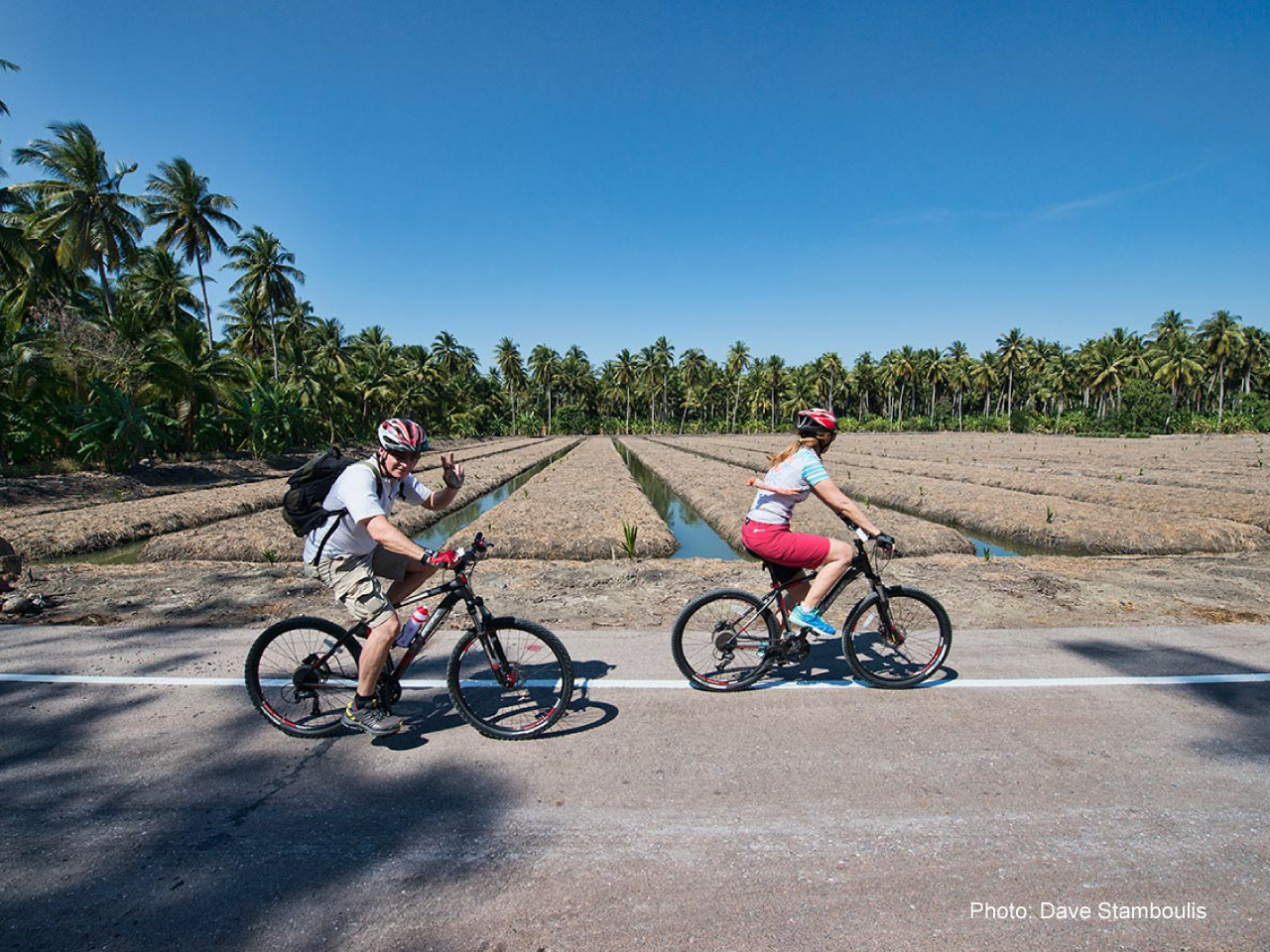 Spice Roads bicycle tour
