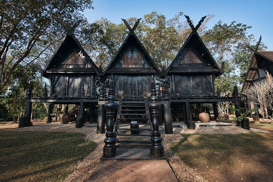 Baan Dam - Black House