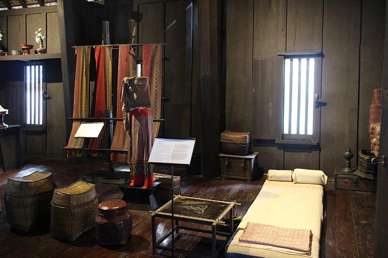 Baan Kamthieng Museum