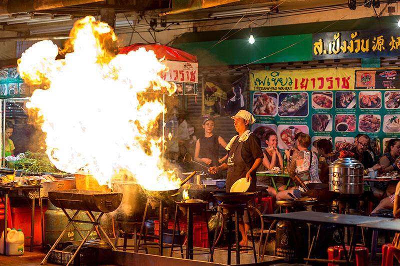 Faikeaow Yaowarat, Chinatown, Bangkok
