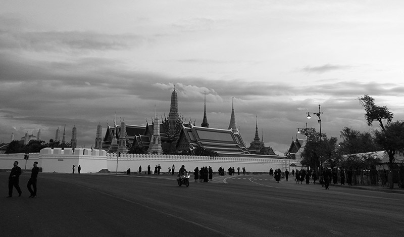 Sanam Luang Bangkok