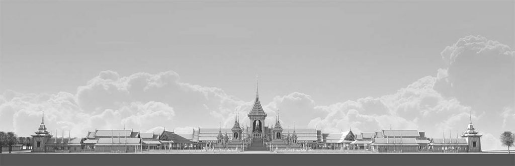 Royal Crematorium, Sanam Luang