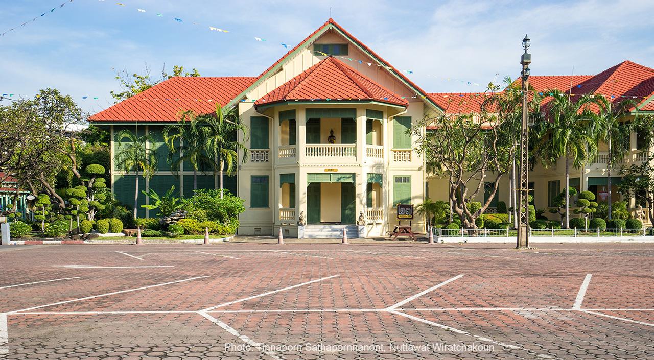 Suan Sunandha Palace