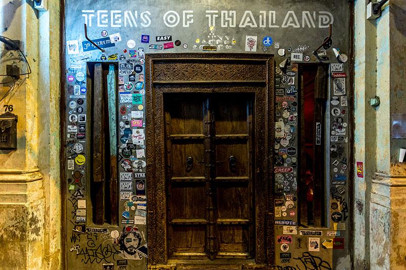 Teens of Thailand, Nana Road, Chinatown, Bangkok
