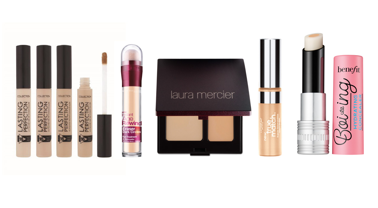 Top Concealers for All-nighters