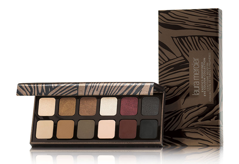 Laura Mercier Exotics Redefined Eye Color Collection