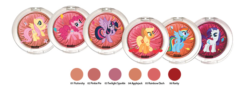 My Little Pony Magic Matte Blusher
