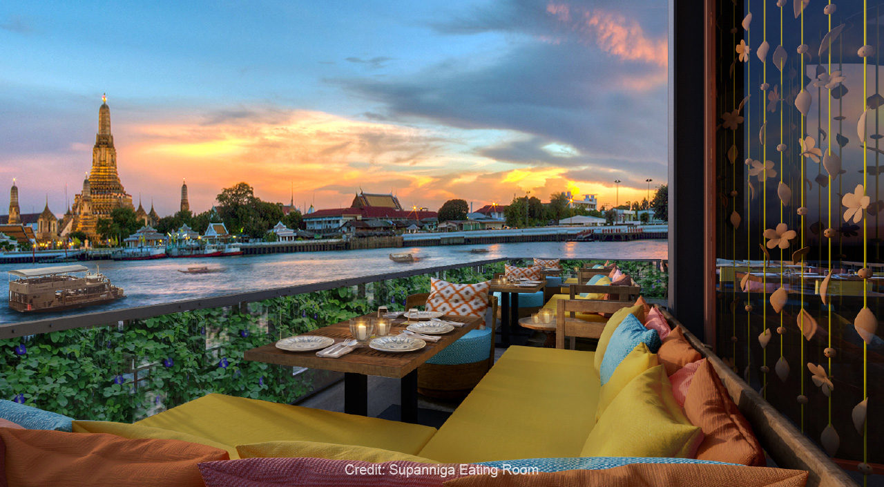 Riverfront Gems of Sanam Luang
