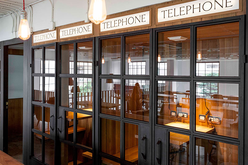 The Hive Telephone Booth