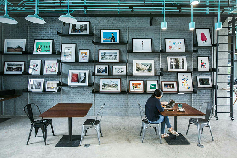 Hubba-to Coworking Space