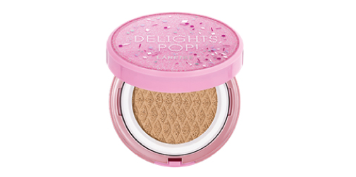Holiday BB Cushion Whitening - Delight, Pop