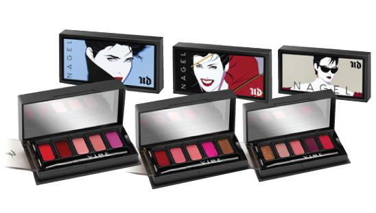 Nagel Vice Lipstick Palettes