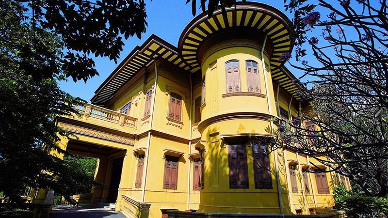 Sra Pathum Palace