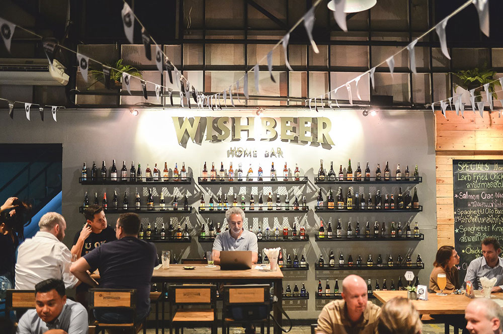 Wishbeer Home Bar