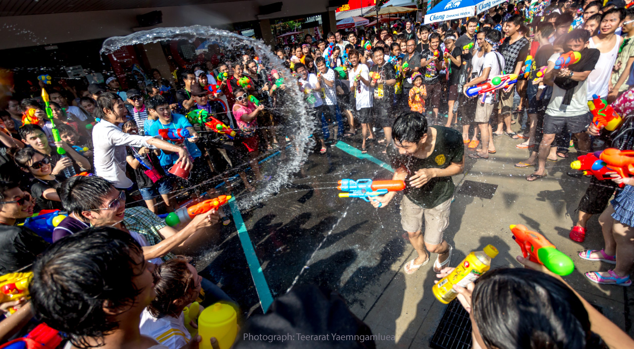 How to 'Really' Celebrate SONGKRAN