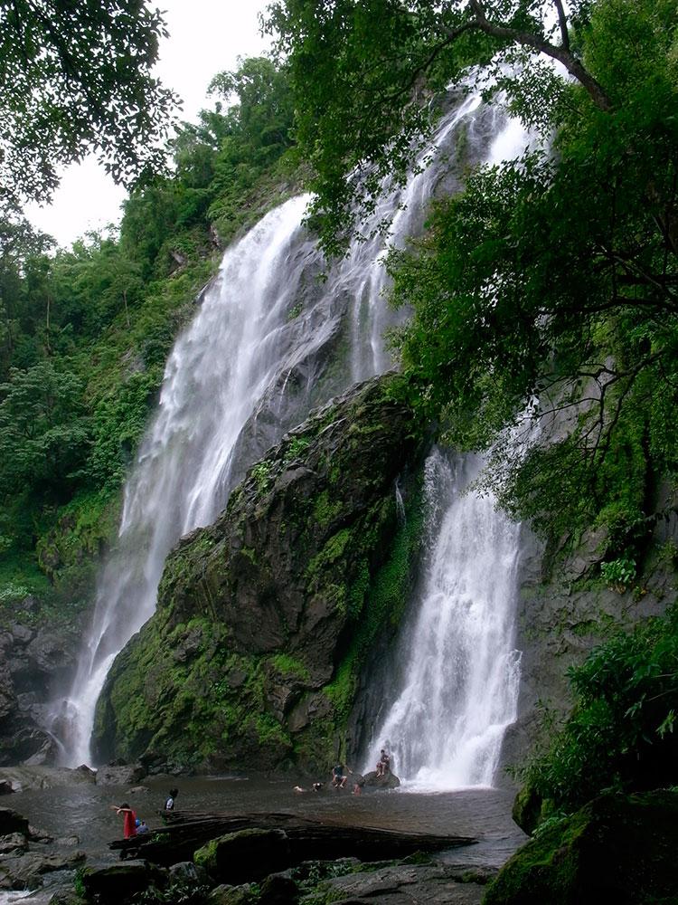 Khlonglan Waterfall, Kamphaengphet