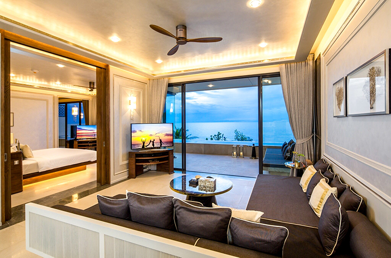 The Beachfront Penthouse