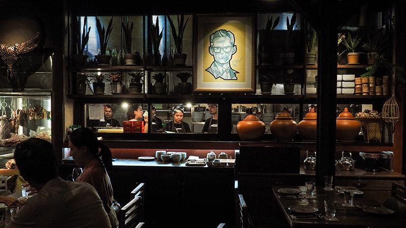 100 Mahaseth Restaurant Bangkok