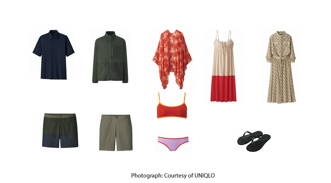 tomas maier and UNIQLO - Resort Wear Collection