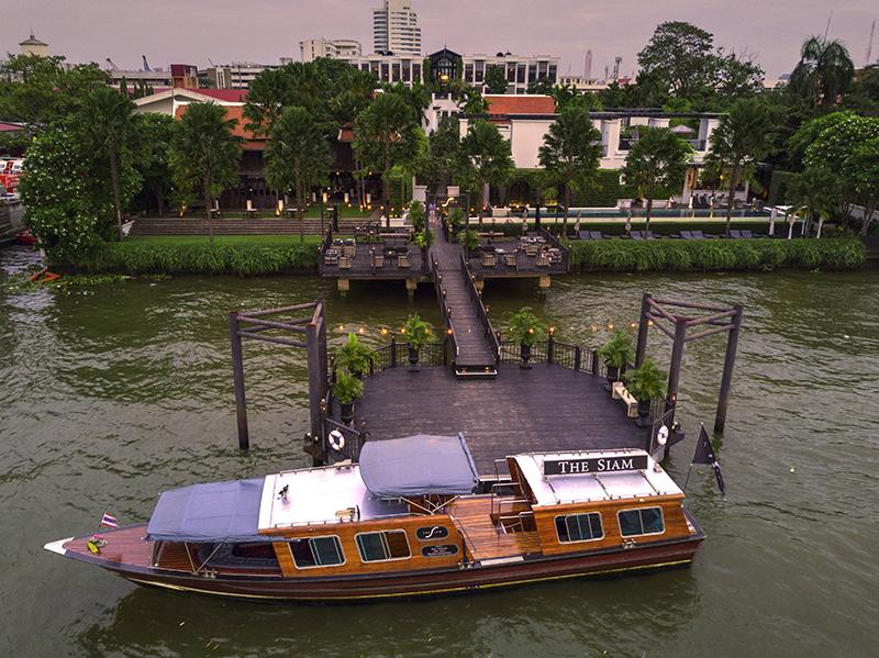 Private Cruise at The Siam Hotel