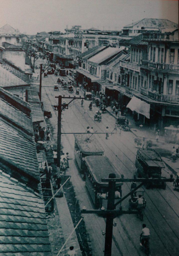 Bangkok's First Tram Travel