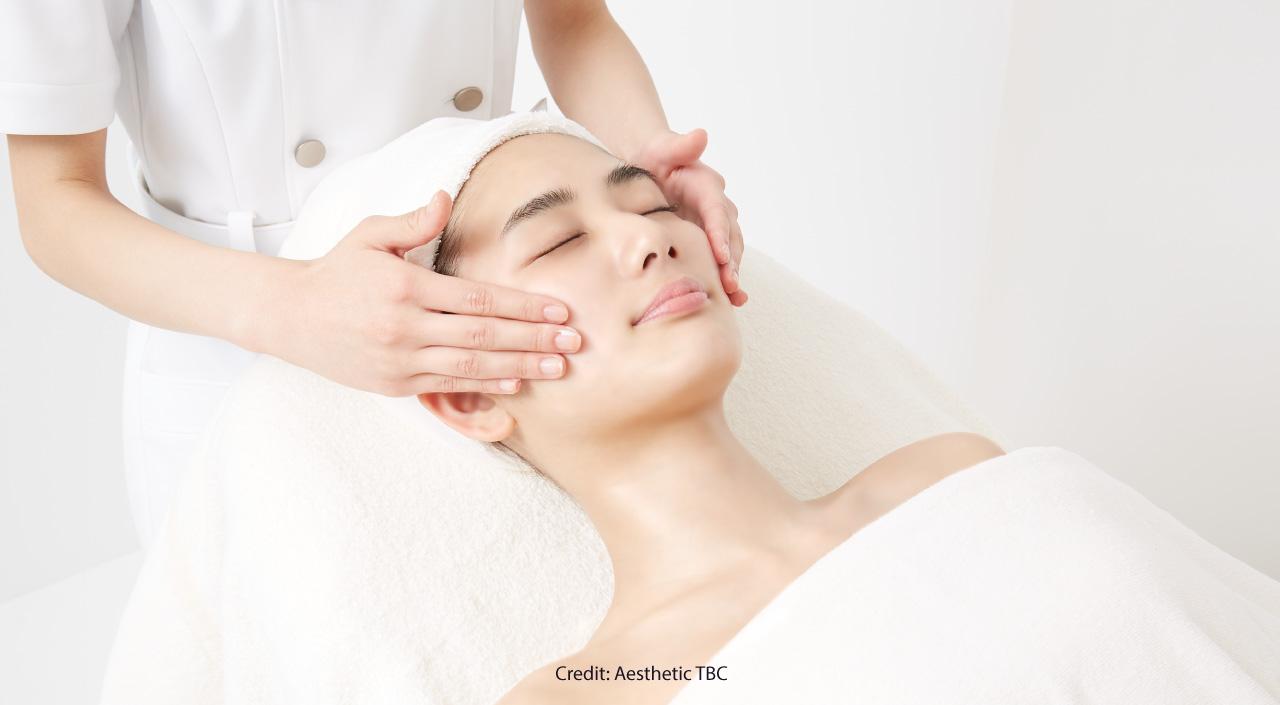 TBC's Special Facial Care
