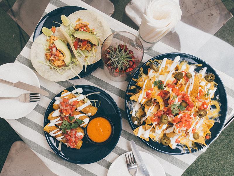 The Slanted Taco