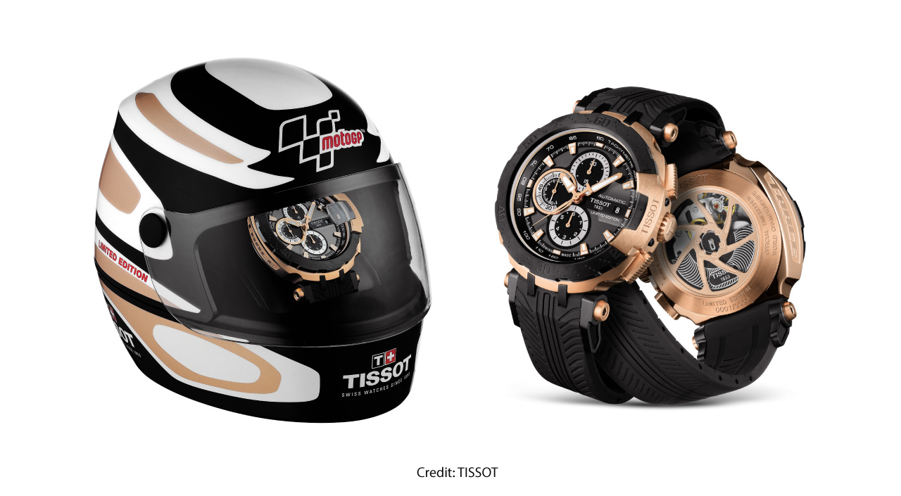 TISSOT T-Race MotoGP, Limited Edition 2018