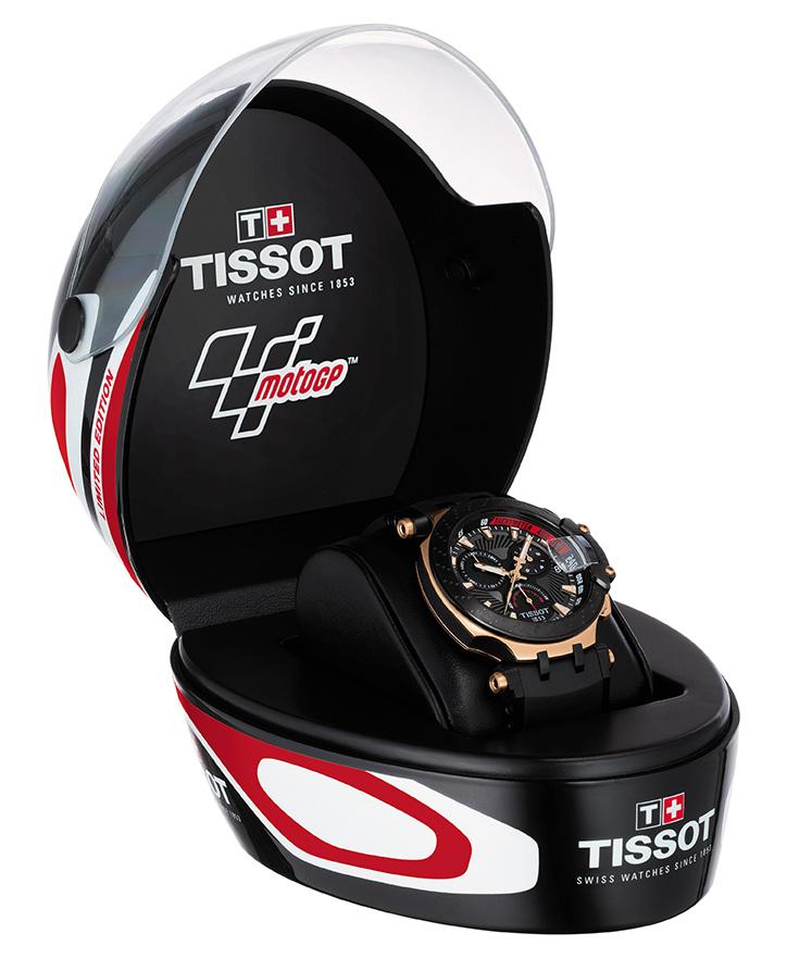 TISSOT T-Race MotoGP, Limited Edition 2018
