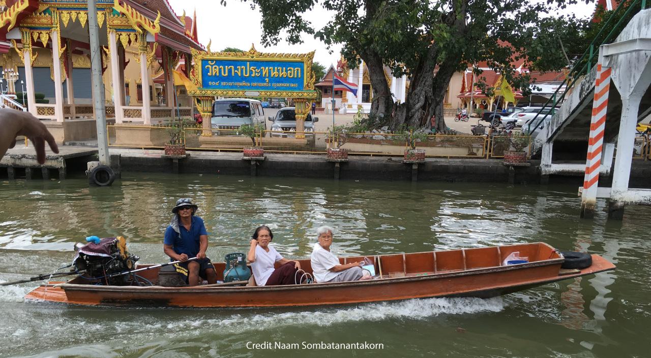 Safeguarding Bangpratun