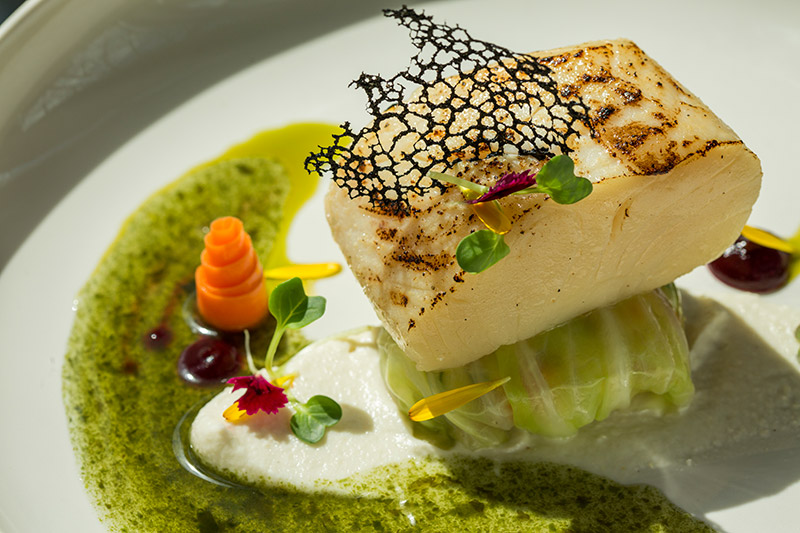 The Sous-Vide Nordic Snow Cod Fillet