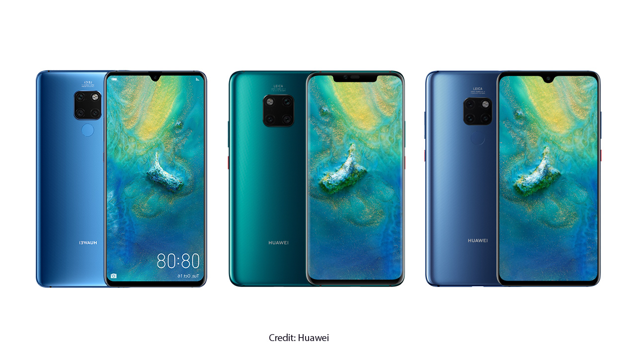 HUAWEI - Mate 20 Series: A Higher Intelligence