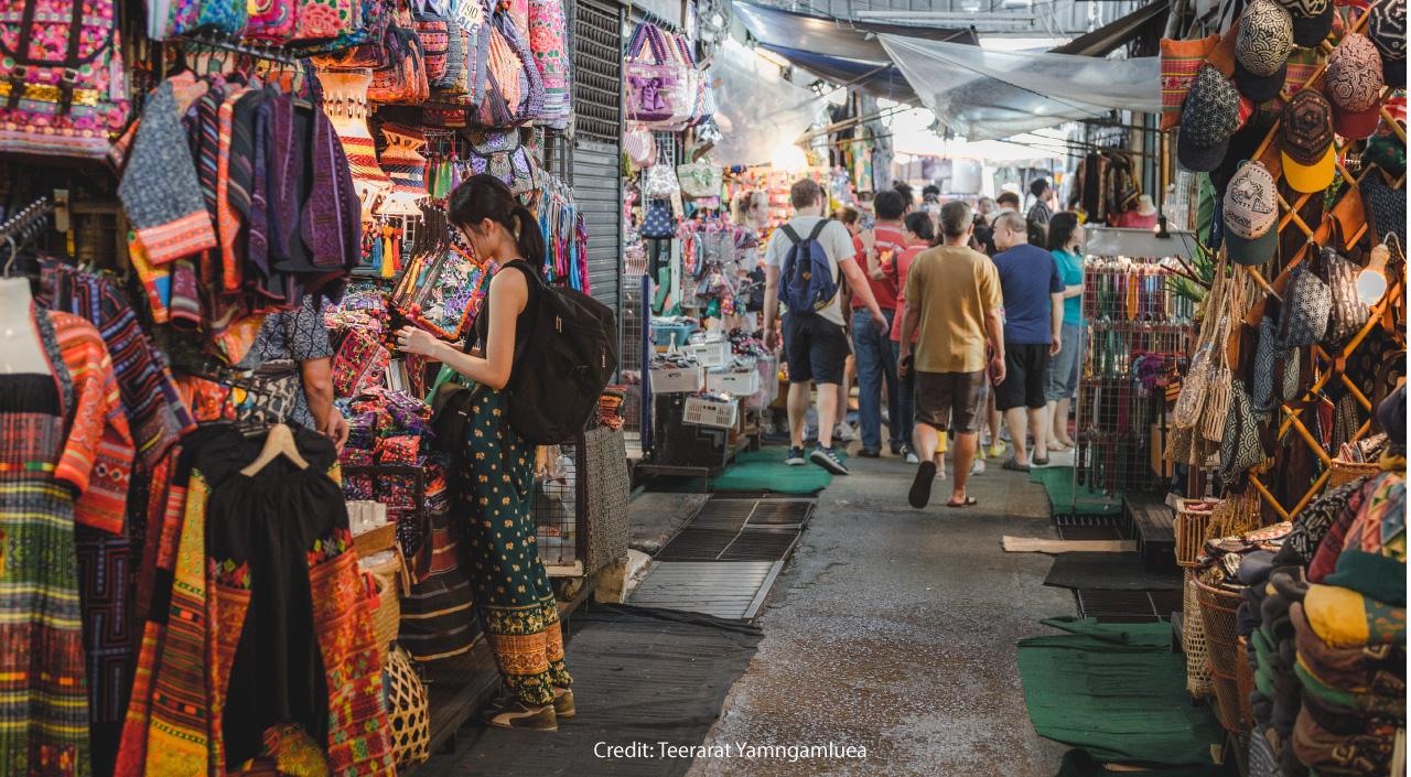 Jatuchak Market Bangkok