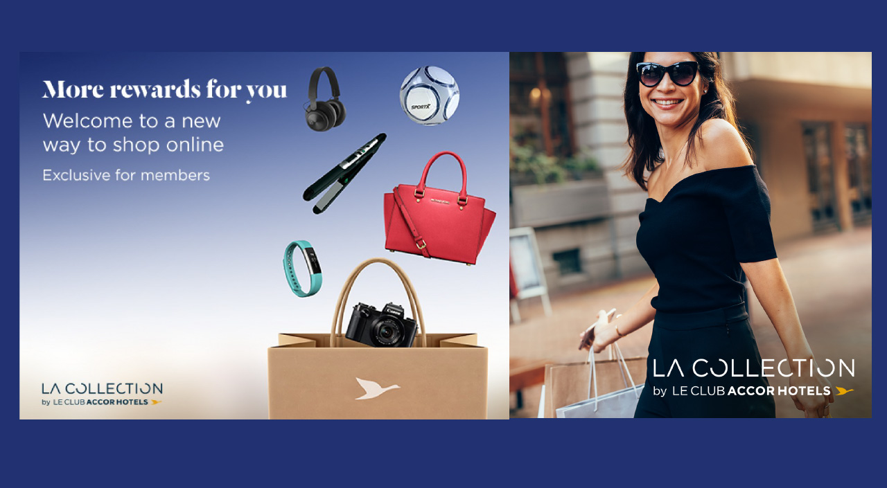 Acccorhotels' La Collection launches E-boutique Shopping Platform