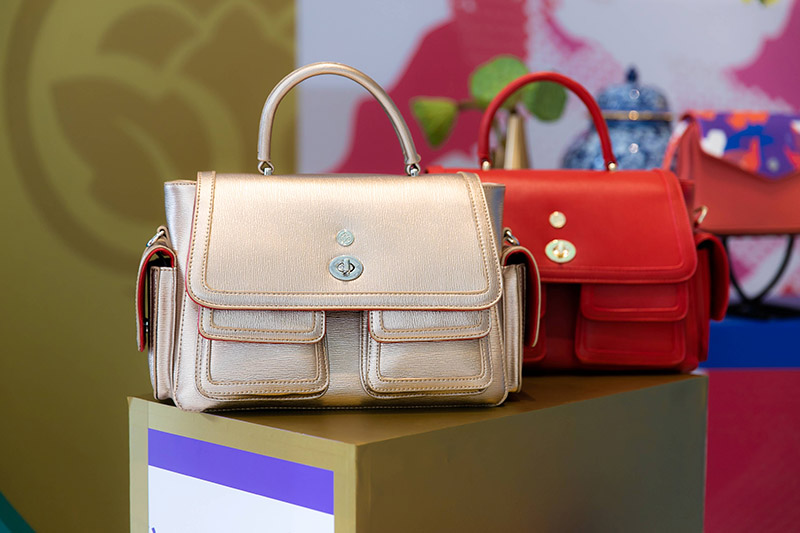 Oriental Princess Collaborates with VATANIKA for a New Bag Collection