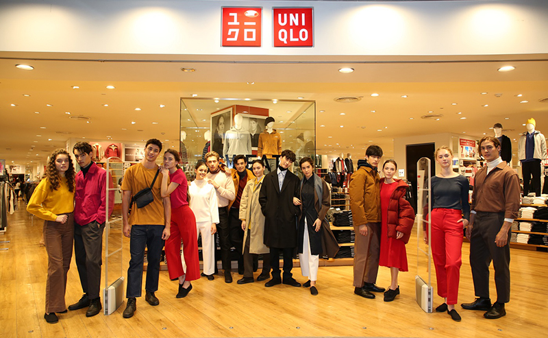 Uniqlo Fall and Winter Collection