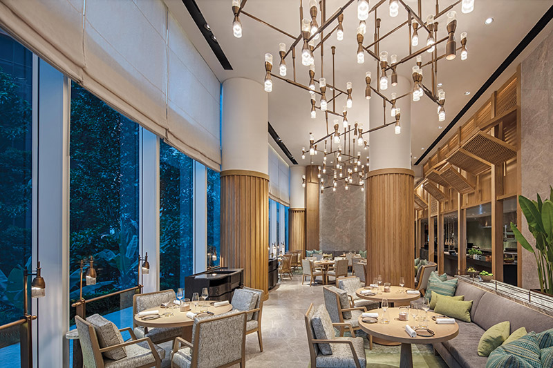The Front Room offers quintessential Thai and new Nordic cuisine