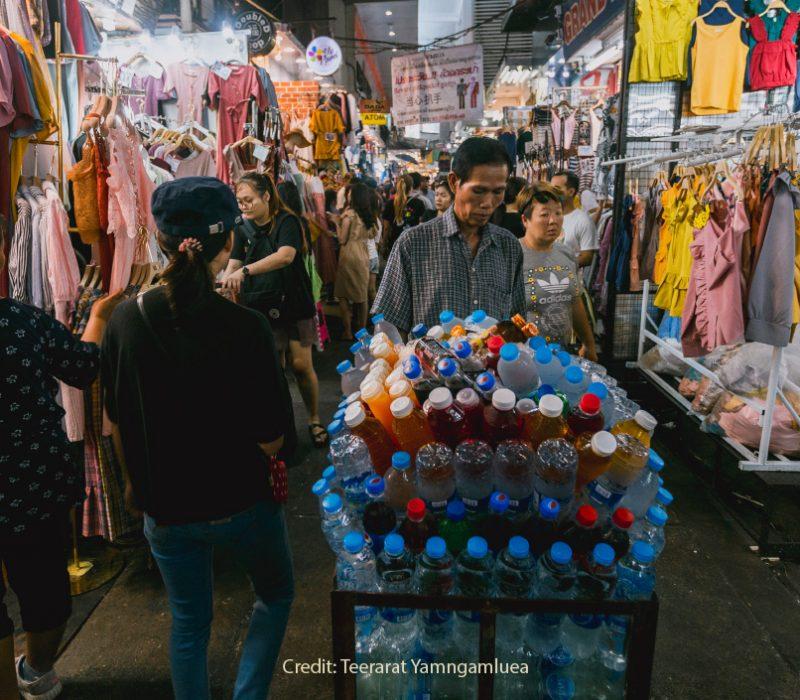 Pratunam Market, Bangkok, Thailand - Urban Affairs Magazine