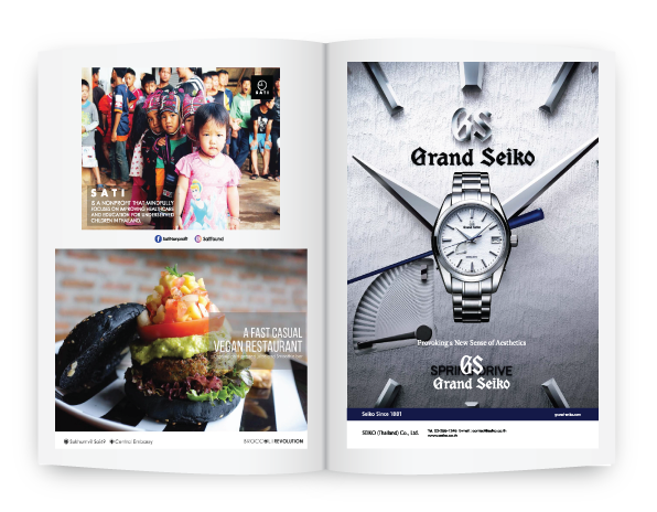 Advertise with Urban Affairs Magazine - Bangkok
