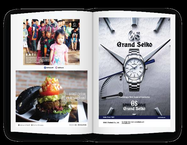 Advertise with Urban Affairs Magazine - Bangkok