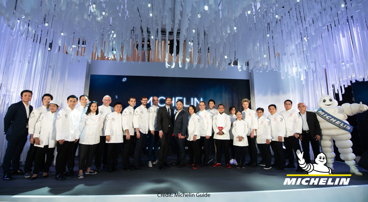 Michelin Guide 2018 - Urban Affairs Magazine Bangkok