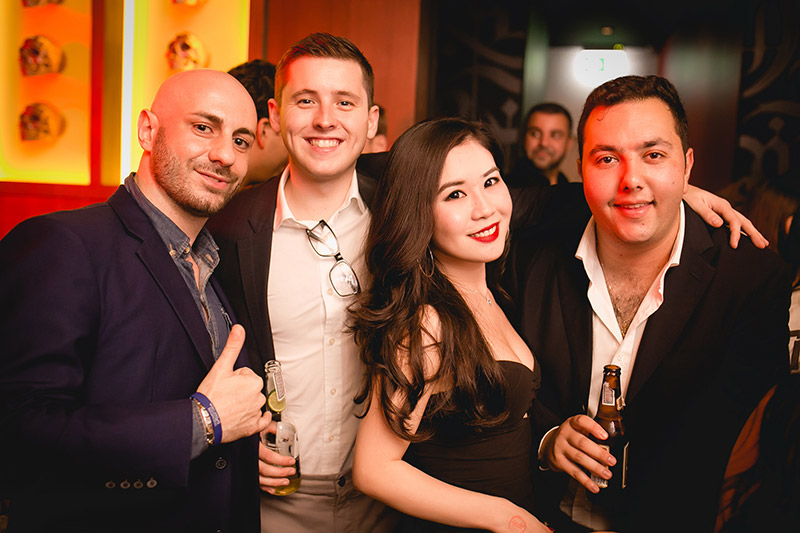 Cali-Mex Bar & Grill opens 3rd Bangkok branch