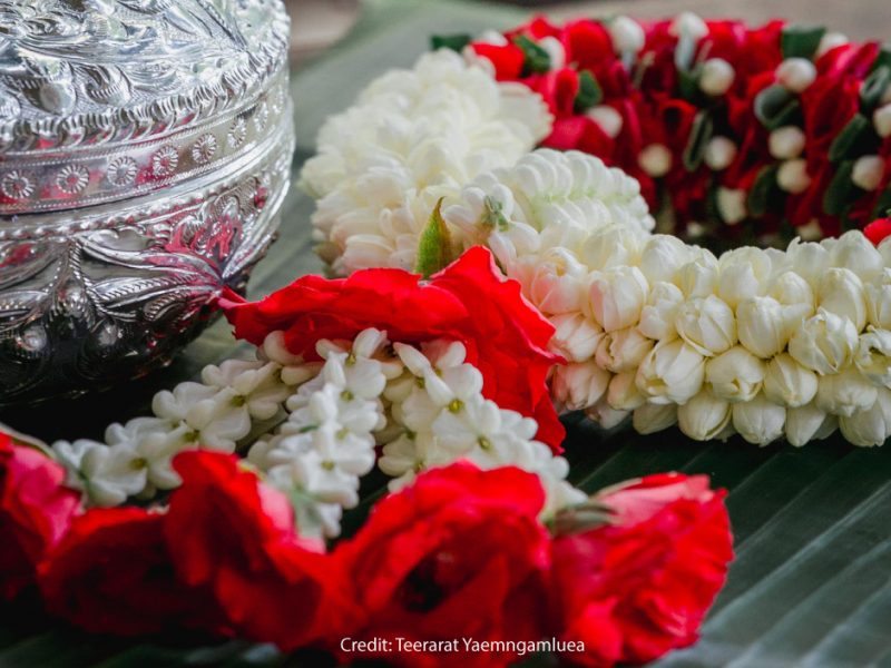 The Fragrance of Songkran