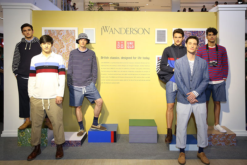 2019 Spring/Summer UNIQLO and JW Anderson Collection