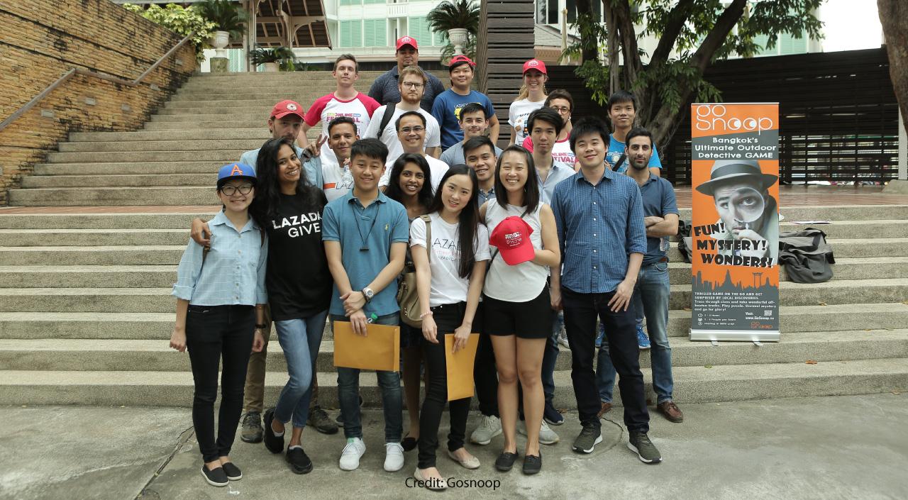 Gosnoop Bangkok