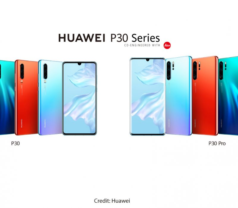 Shutterbugs buzzing over Huawei's P30