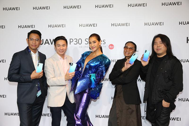 Shutterbugs buzzing over Huawei's P30