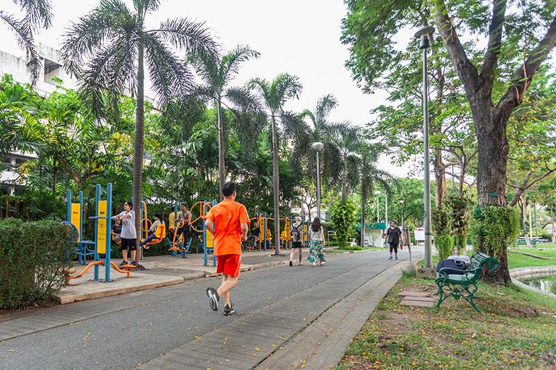 Suan Santiphap - Park of Peace