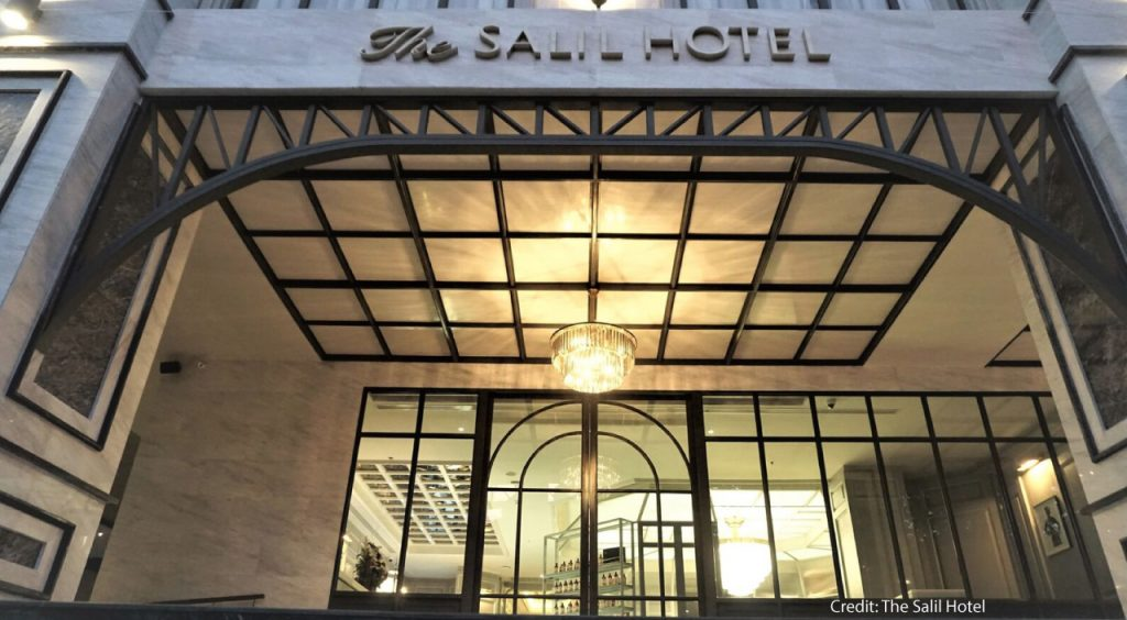 The Salil Hotel